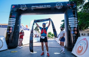 Tahtalı Run to Sky powered by Corendon Airlines'ta...
